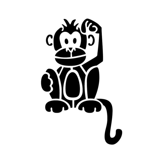 Image Result For Monkey Stencil Stencils Amp Templates