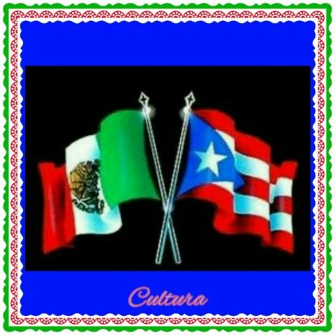 Mexican And Puerto Rican Puerto Rico Tattoo Puerto Rican Flag Flag Tattoo