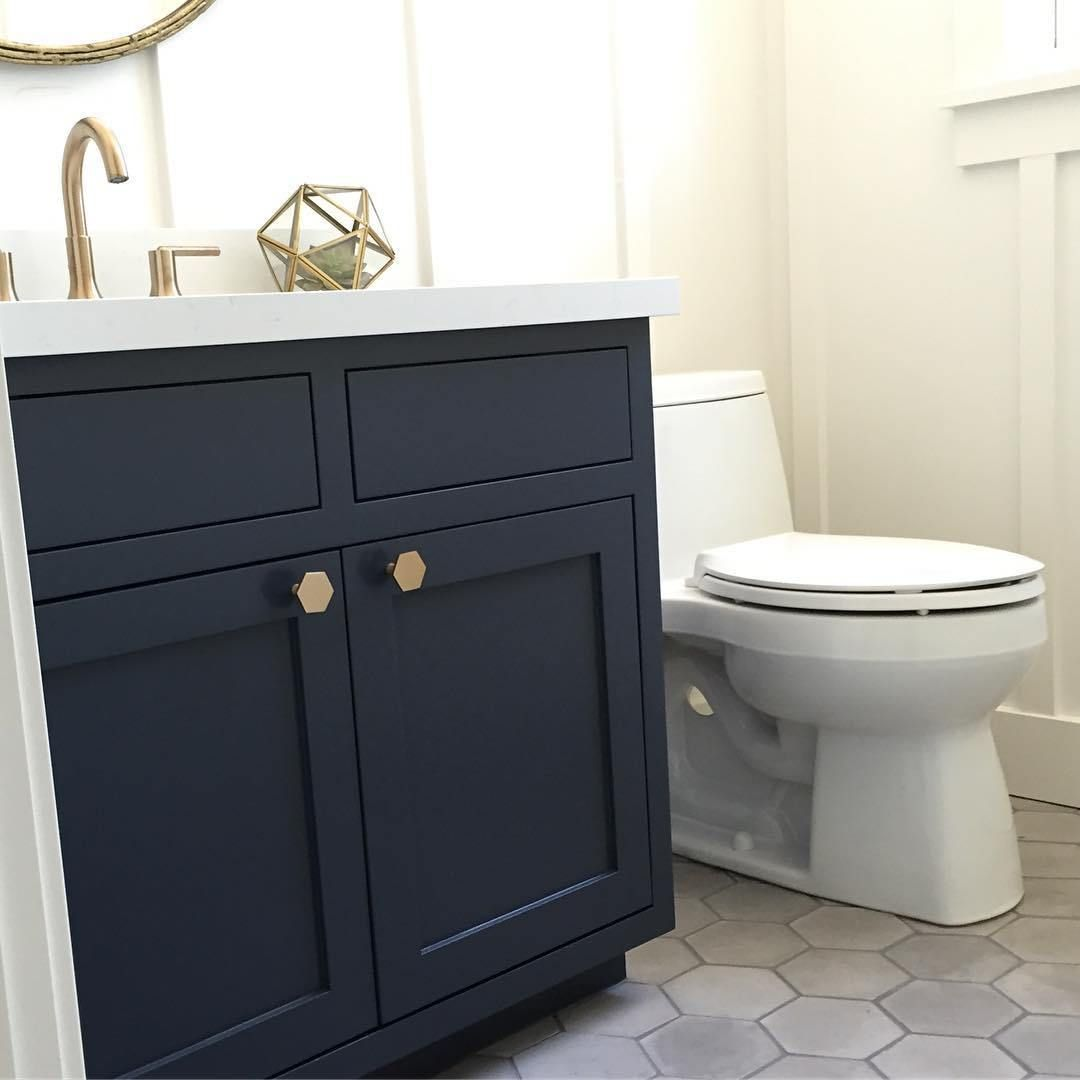 Vanity Paint Color Blue Bathroom Vanity Hale Navy Navy Blue Bathrooms