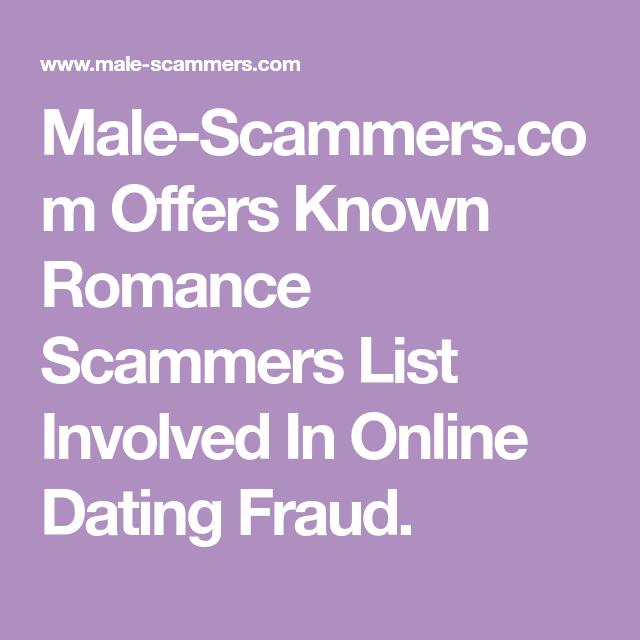 Online-dating-scammer-liste