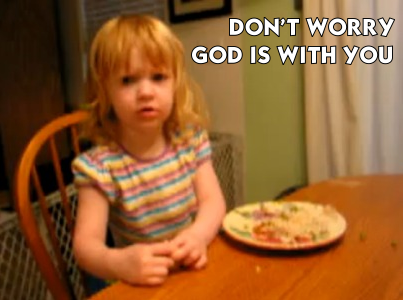 Faith.com - This Little Girl Is NOT Afraid of Monsters, Right?