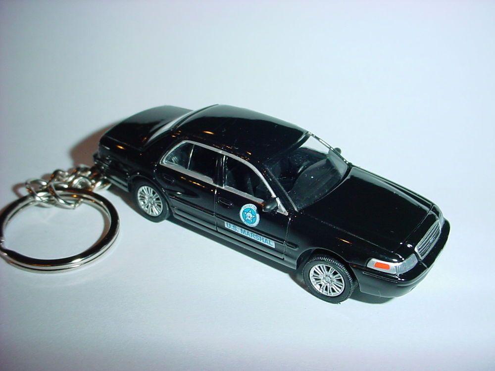 3d Ford Crown Victoria Police Interceptor Us Marshal Custom Keychain Keyring Key Unbranded Victoria Police Custom Keychain Interceptor