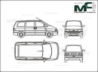 Пин от пользователя Model COPY на доске Fiat blueprints