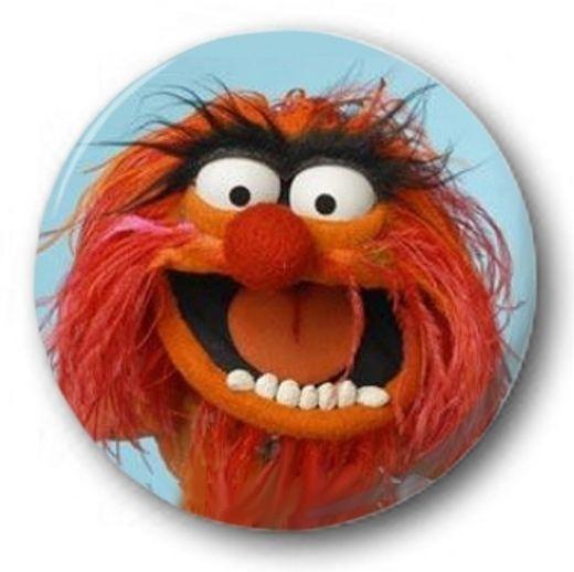 "Powerpuff Pob 1/"" Button Badge Muppets Kids Retro TV Various 25mm M to R"