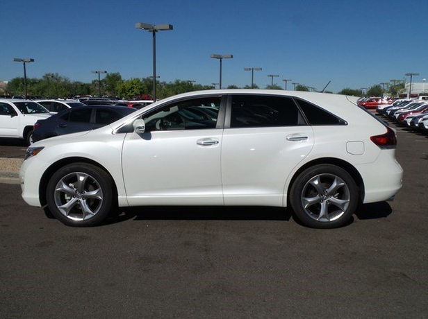 2015 Toyota Venza Limited Crossover 4T3BK3BB3FU116705