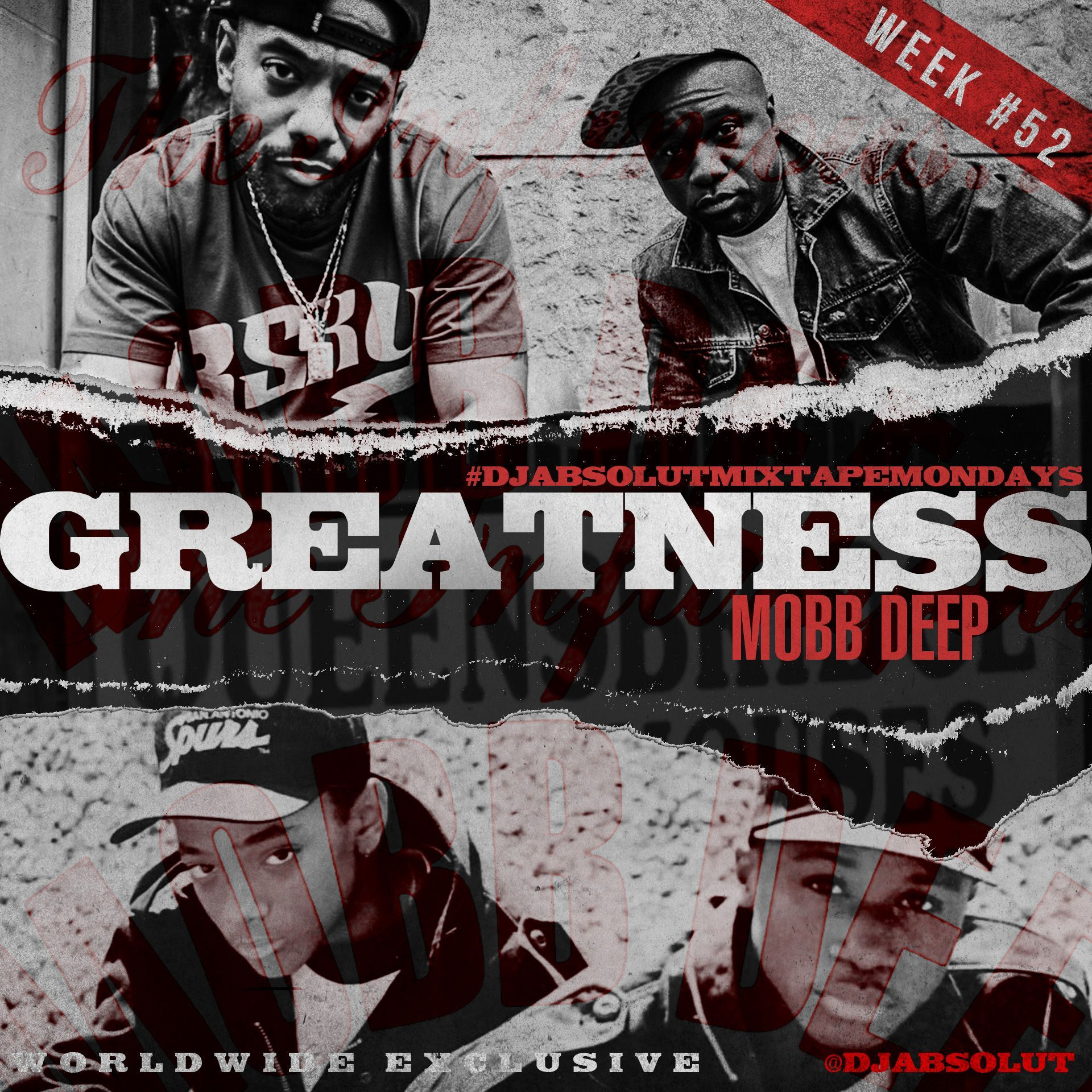 Listen: Mobb Deep – 'Greatness' (Unreleased in 2019 | MUSIC