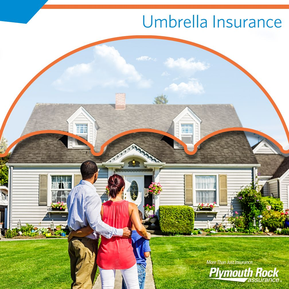 A plymouth rock umbrella policy provides personal