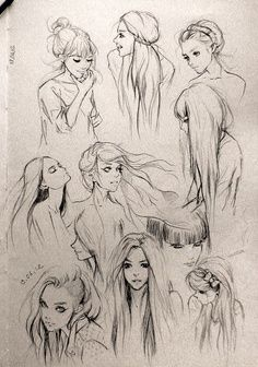 Different Hair Designs