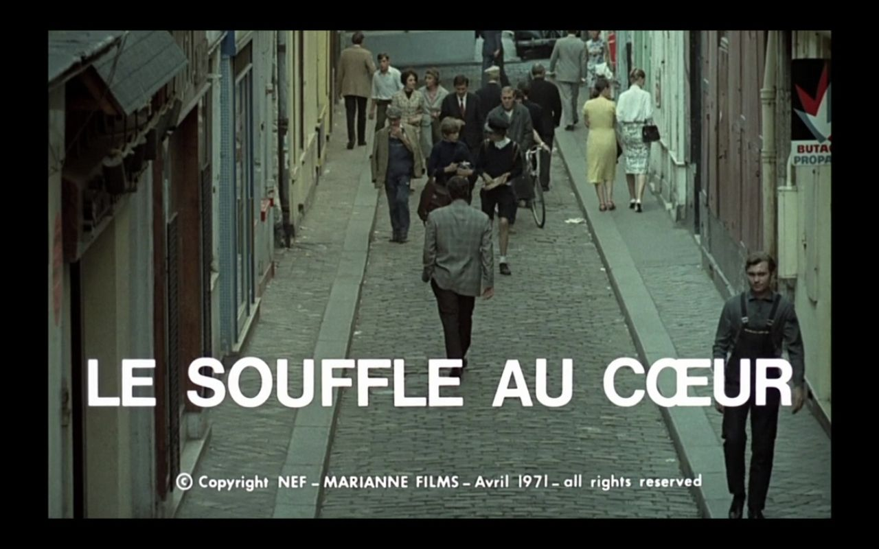 Directed by Louis Malle.  With Lea Massari, Benoît Ferreux, Daniel Gélin, Michael Lonsdale. In the end of the first Indochina War, an open-minded teenage boy finds himself between the urge to discover love and the ever-present, dominating affection of his mother.