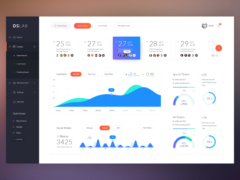 Best 20+ Dashboard design ideas on Pinterest | Dashboard ui ...
