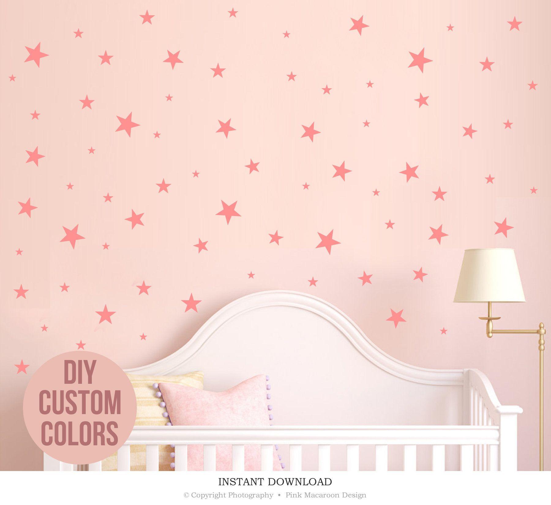 Star Wall Sticker Decal