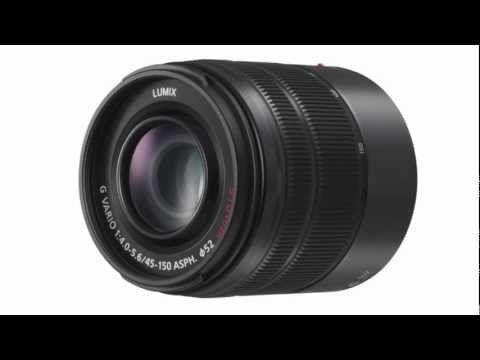 Panasonic Lumix G Vario 45 150mm Telephoto Zoom Lens Zoom Lens Panasonic Lumix Telephoto Zoom Lens
