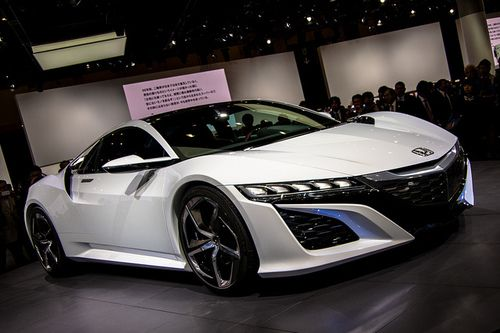 Tokyo Motor Show 2013 - Featuring this #acura #nsx #concept #car