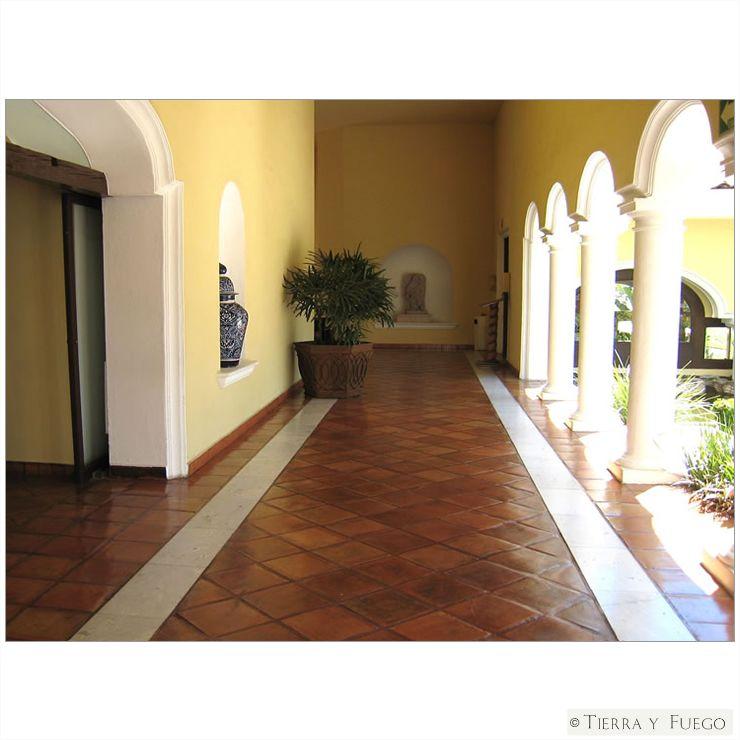 terracotta kitchen floor transitional - photo #37
