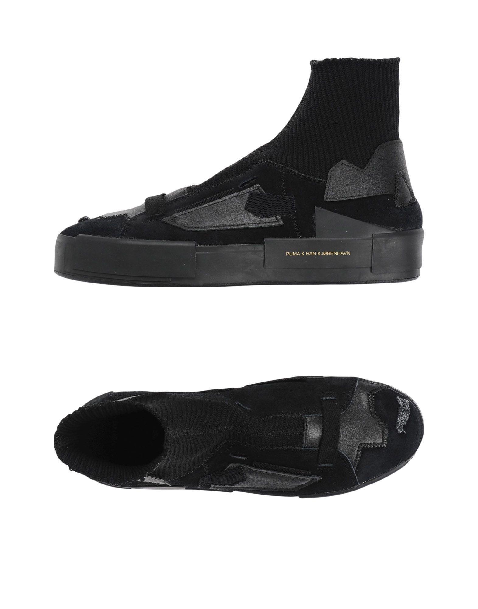 ea7d5af42a Puma X Han Kjøbenhavn Court Platform Sneakers online on YOOX United States  - 11457395KA