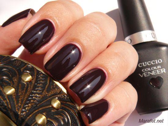 Cuccio Colour Veneer Nights In Napoli Gel Nail Colors Zebra Nails Fashion Nails