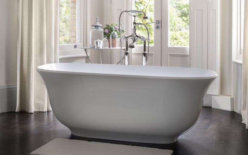Amiata Double Ended Freestanding Bath Victoria Albert Baths