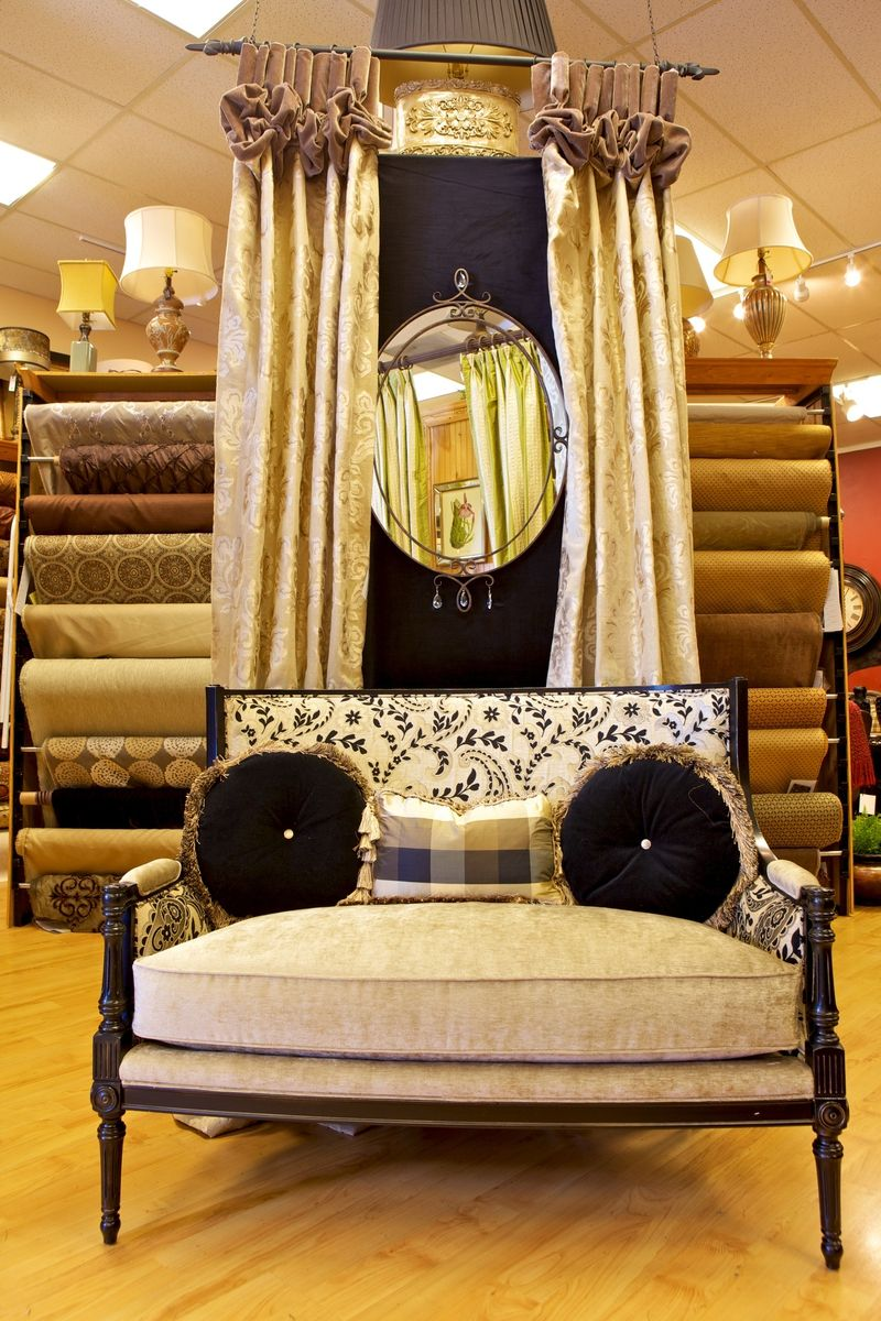Beautiful High Quality Furniture, Draperies And Fabrics Galore At Woodlands Fabrics U0026  Interiors.