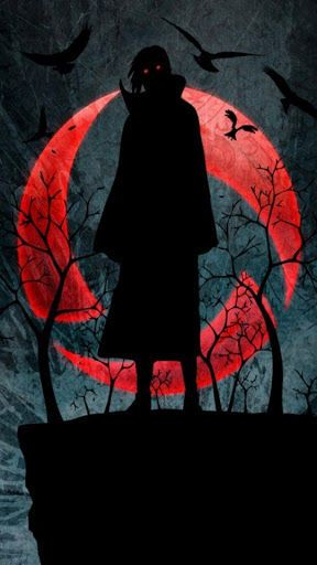 An Ultimate Sharingan Live Wallpaper App P The Sharingan Mirror Wheel Eye Is A Genetic Attribute Which Appears In Som Naruto Wallpaper Itachi Uchiha Itachi Itachi uchiha wallpaper en movimiento