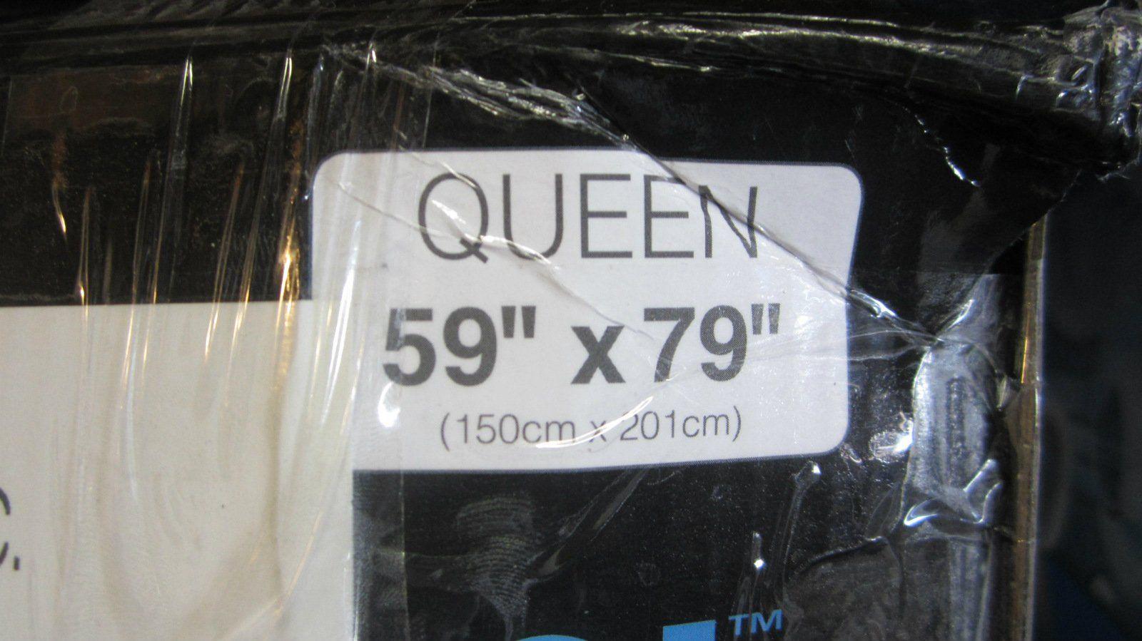 sensorpedic sensorgel 1 5 inch queen memory foam mattress topper
