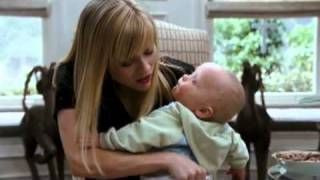 """""""Four Christmases"""" Funny Baby Throw-Up Scene, via YouTube. . .lol"""