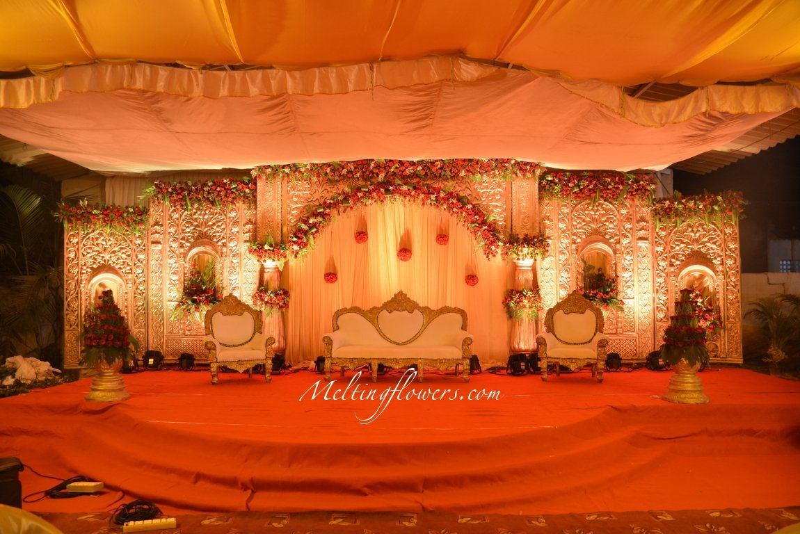 Wedding stage decoration the top 5 ideas for your reception wedding stage decoration the top 5 ideas for your reception junglespirit Gallery