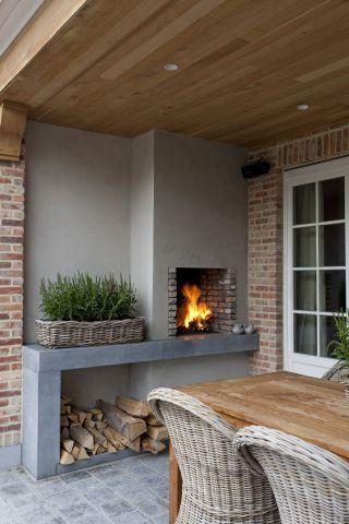 pin von sandra auf gardening pinterest grillplatz sommerk che und sei kreativ. Black Bedroom Furniture Sets. Home Design Ideas