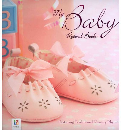 A beautiful padded hard cover gift book to keep track of your baby's life in one place.