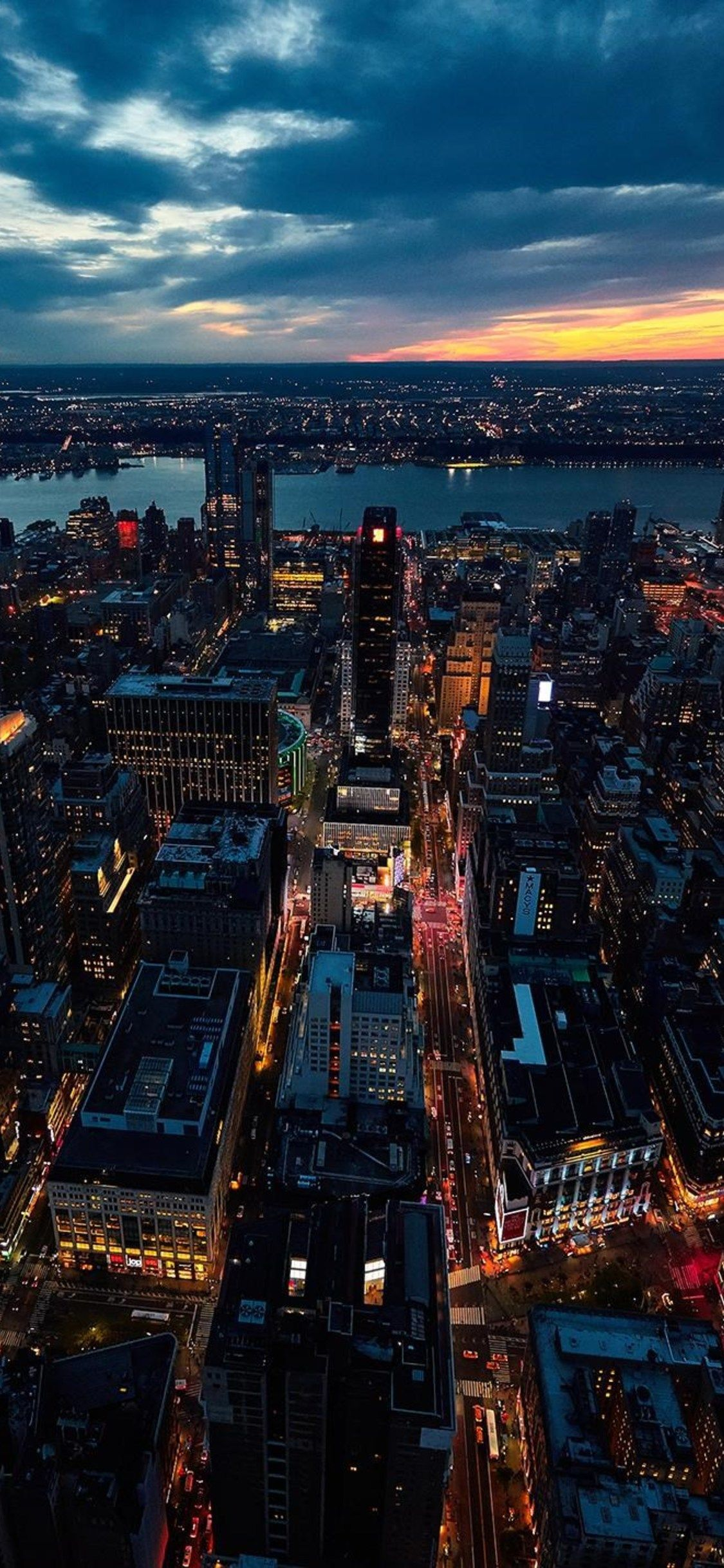 Download Wallpaper 3840x2400 City Lights Night City Buildings Street Architecture 4k Ultra Hd 16 10 Hd Background In 2020 Night City Android Wallpaper City Lights