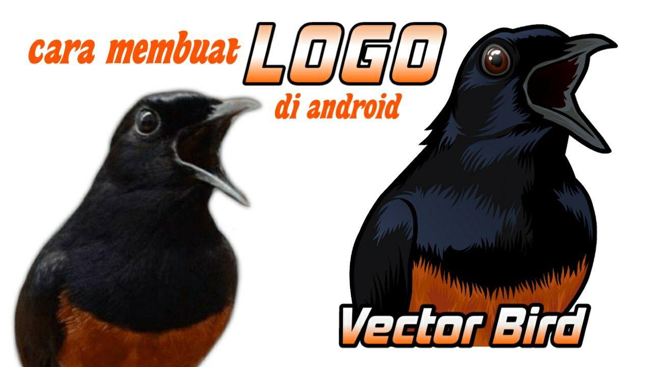 Logo Burung Murai In 2021 Android Vector Android Tutorials Bird Logos
