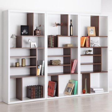 Contrast Modern Bookcase - Bookcases at Hayneedle 책장 Pinterest