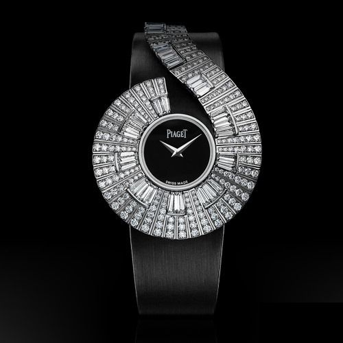 Piaget Limelight Ladies luxury watch   Luxurious Findings ...