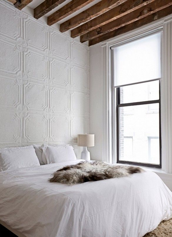 lofts - Metal Tile Bedroom Design