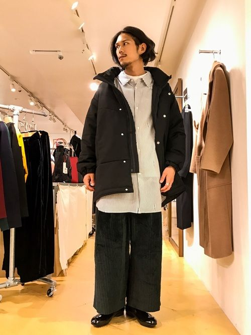 downey lui s 池袋店 lui sのミリタリージャケットを使ったコーディネート wear メンズファッション おしゃれコーデ ミリタリージャケット
