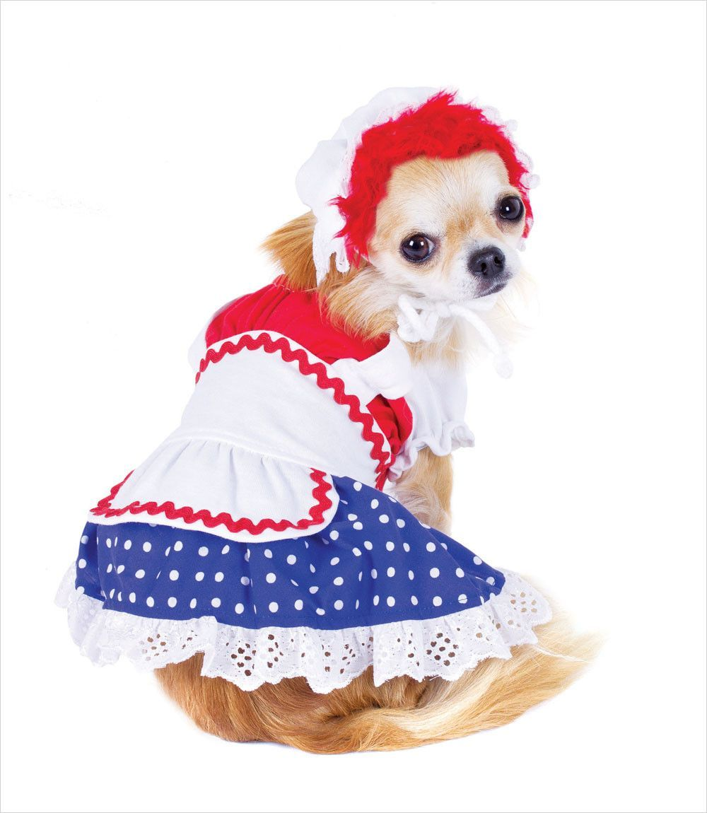 ragdoll girl costume | dog and products