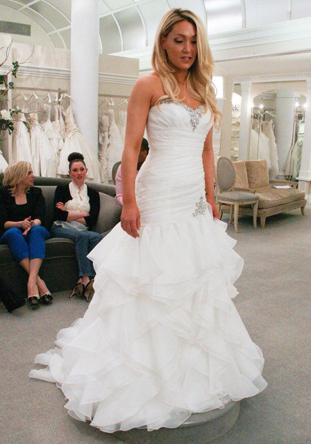 Say Yes To The Dress Dresses Photo Slideshow Season 5 Episode 9 Tlc Wedding Shoes For Day Pinterest