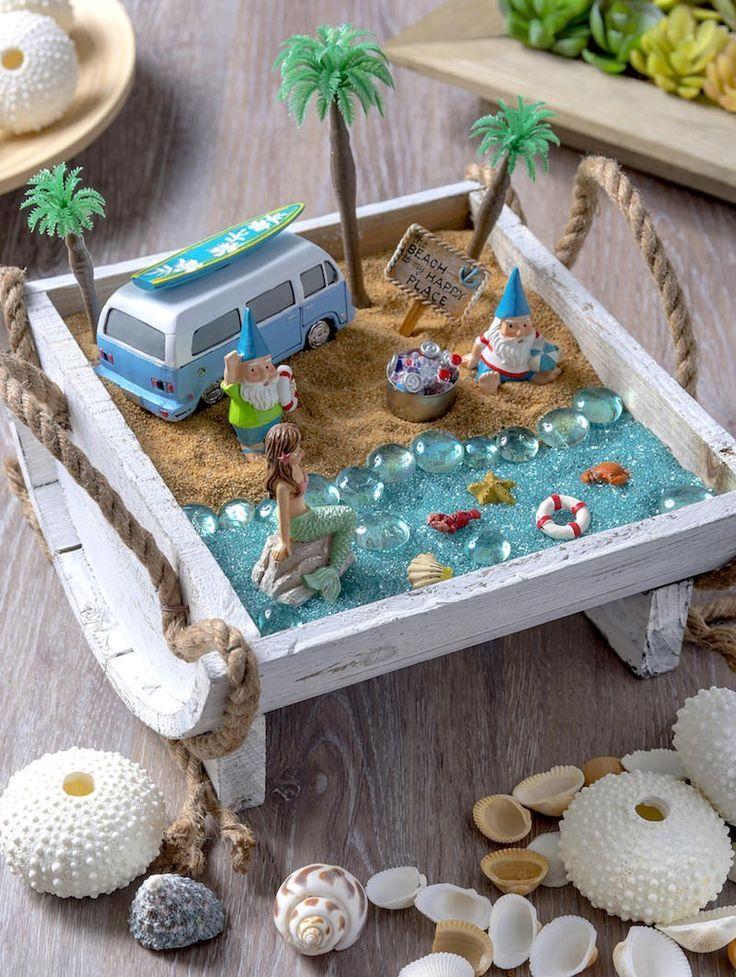 Photo of Gestalten Sie Ihren eigenen Strandfeengarten und bringen Sie einen Hauch von … – Gartengestatung 2019
