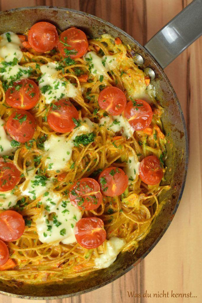 Spaghetti Frittata - Was du nicht kennst...