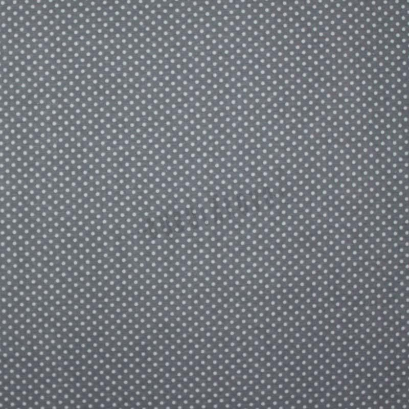 Mini dots dark grey/light grey jersey