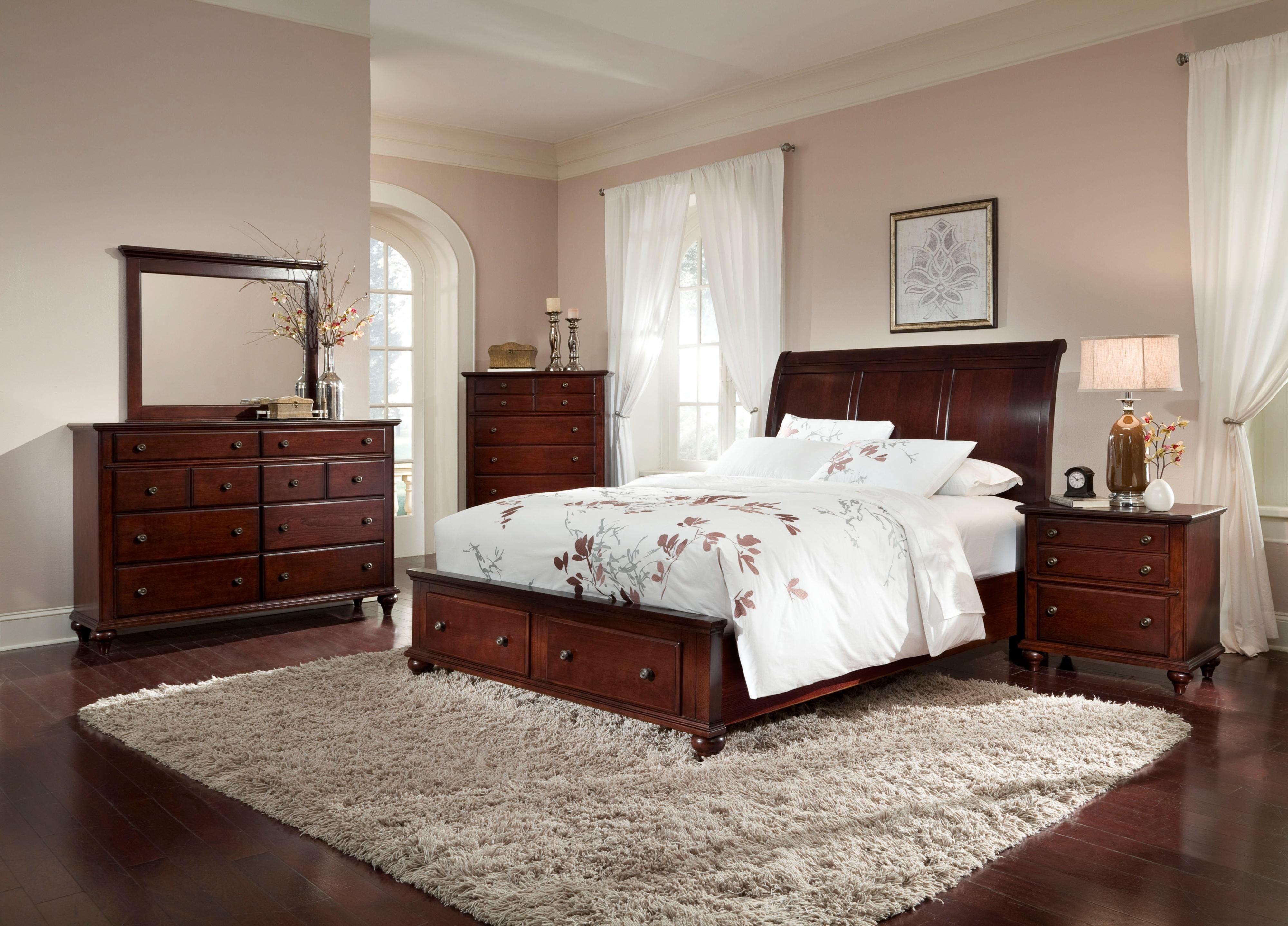 Broyhill Attic Heirlooms 4399 Sleigh Bedroom Set Sleigh Bedroom Set Heirloom Furniture Bedroom Set