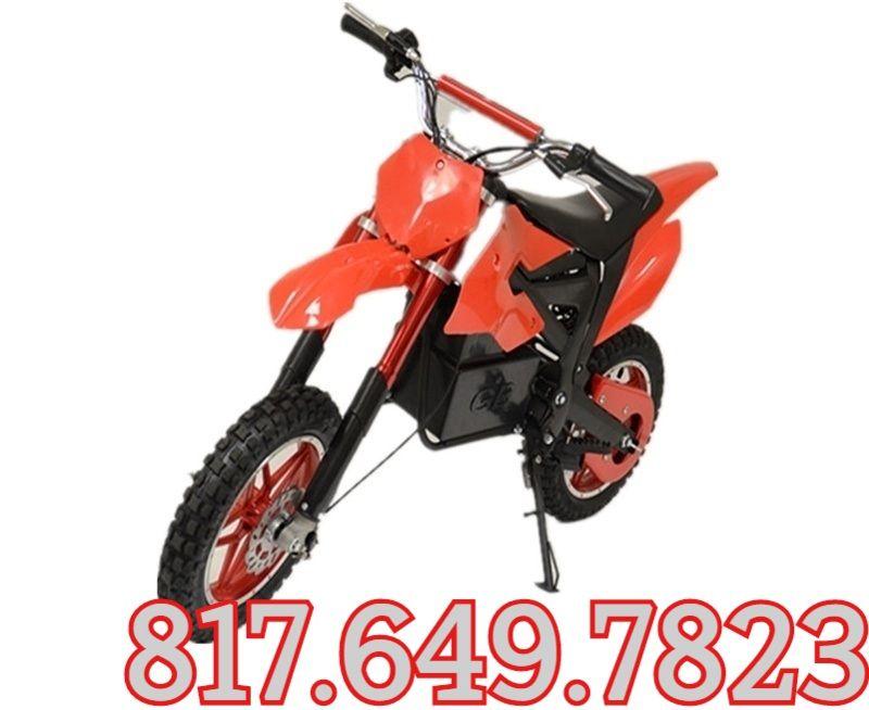 Buy GOBOWEN 500 WATT ELECTRIC DIRT BIKE Dirt bikes for