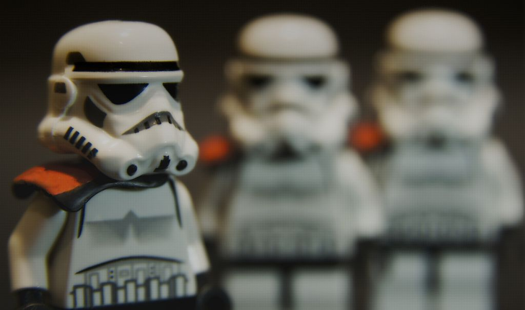 /by jing.dong #flickr #LEGO #StarWars #Stormtrooper