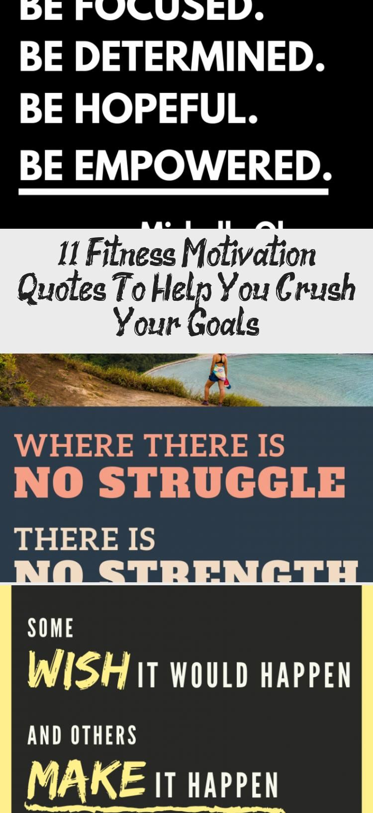 11 Fitness Motivation Quotes To Help You Crush Your Goals in 2020 | Fitness motivation quotes, Motivational quotes for working out, Motivational quotes