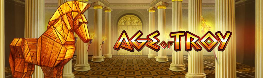 Age Troy Casino Game