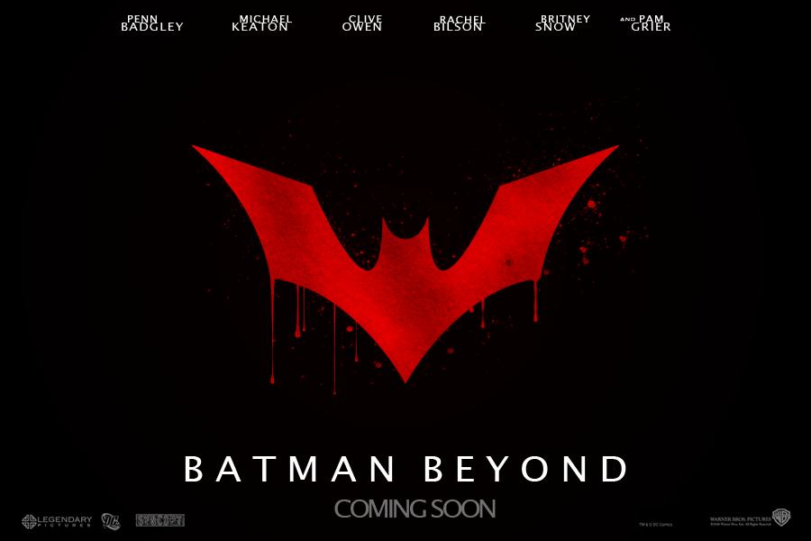 Batman Beyond Poster Batman Beyond Batman Hd Wallpaper