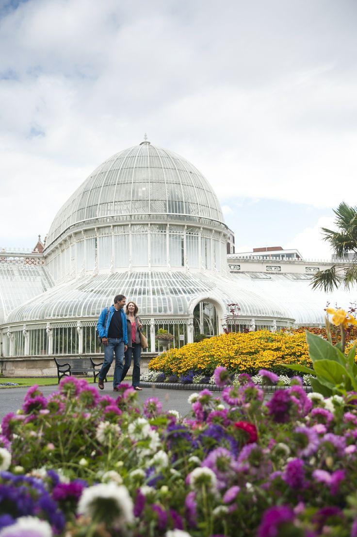 Belfast botanical gardens belfast botanical gardens