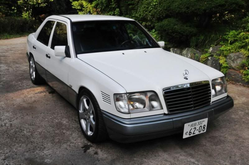 W124 3 0 Turbo Diesel - Modernising & Improving for another