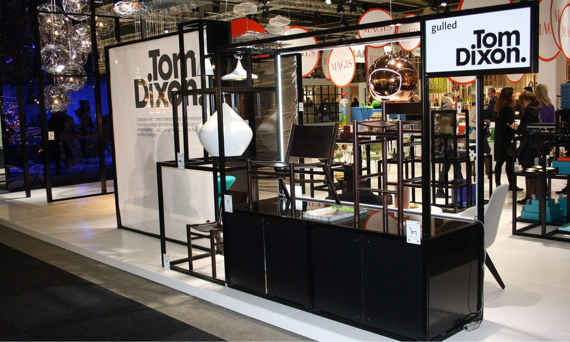 Exhibition Display Solutions : Modular exhibition stands and display solutions unibox display