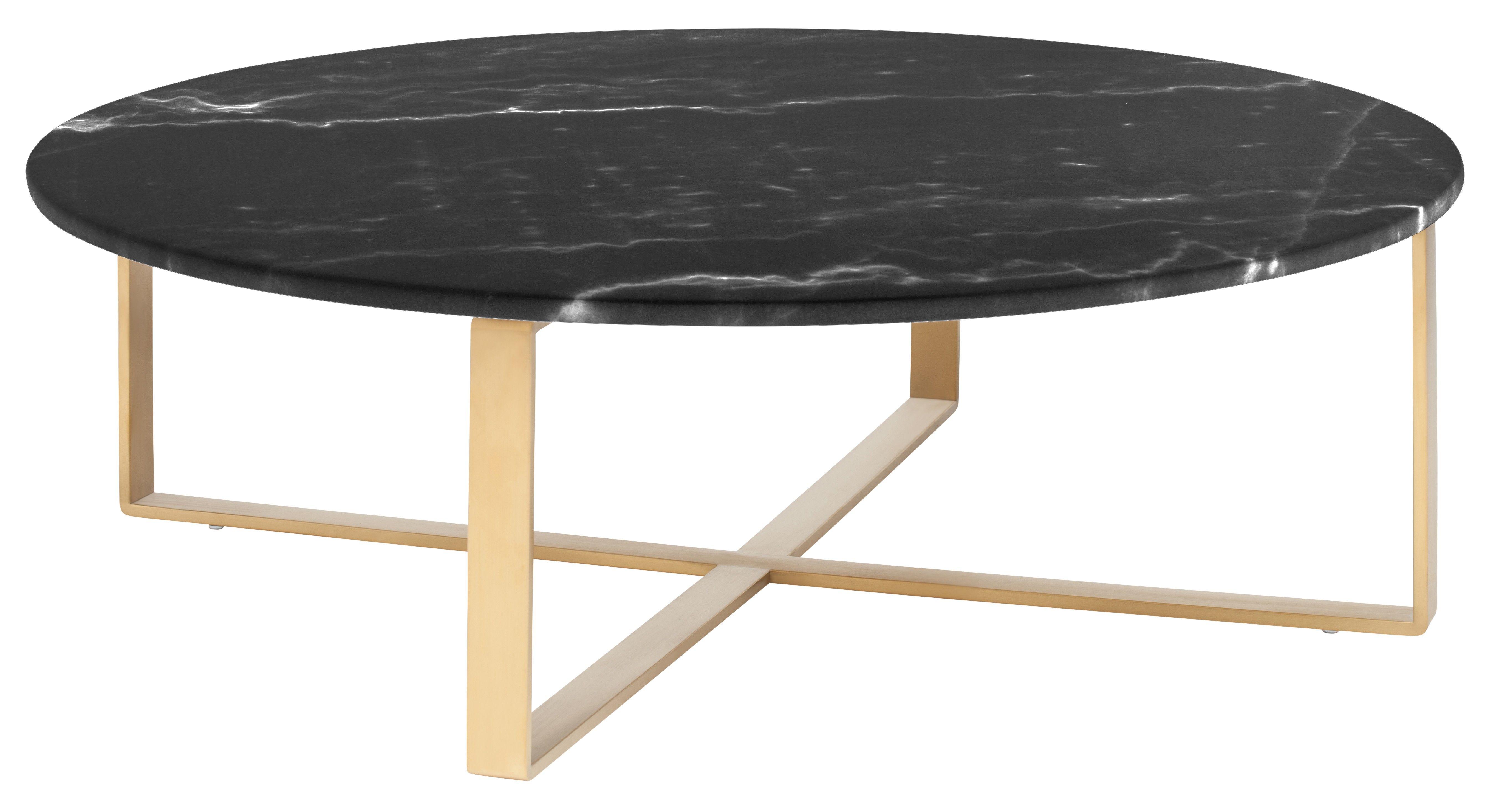 Allie Coffee Table Black Marble Marble Top Coffee Table Marble Coffee Table Gold Coffee Table [ jpg ]