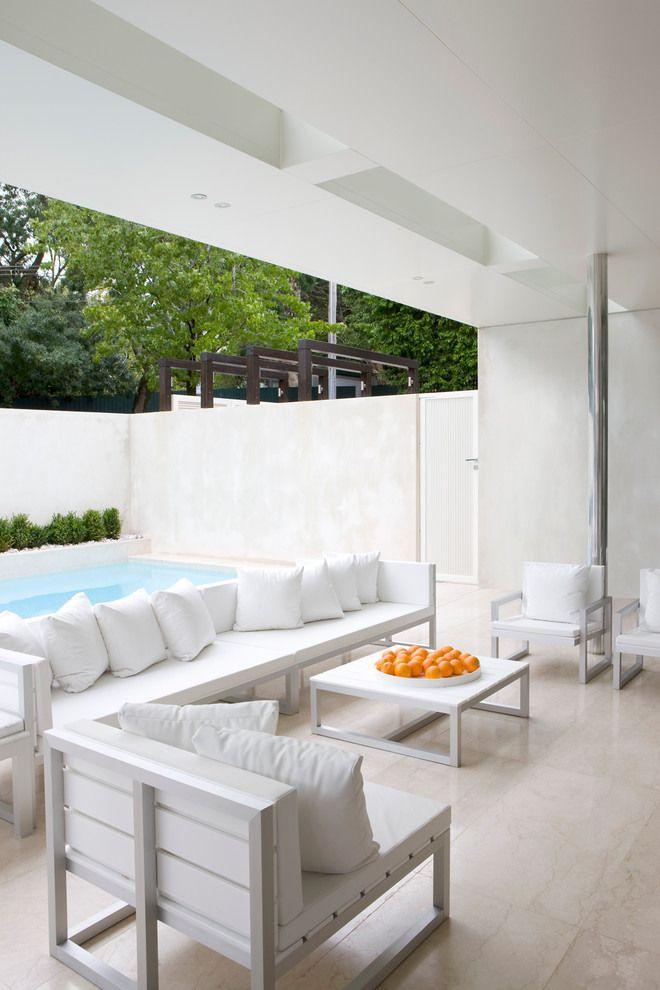Toorak House by Robert Mills Architects | espacios al aire libre ...